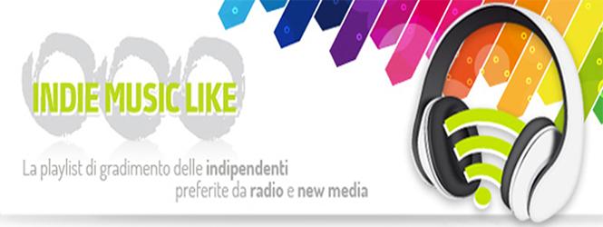 Indie Music Like: la classifica di questa settimana!