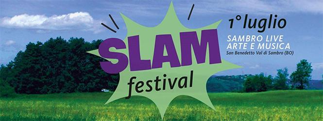 La prima edizione dello Slam Festival è in diretta su RFA