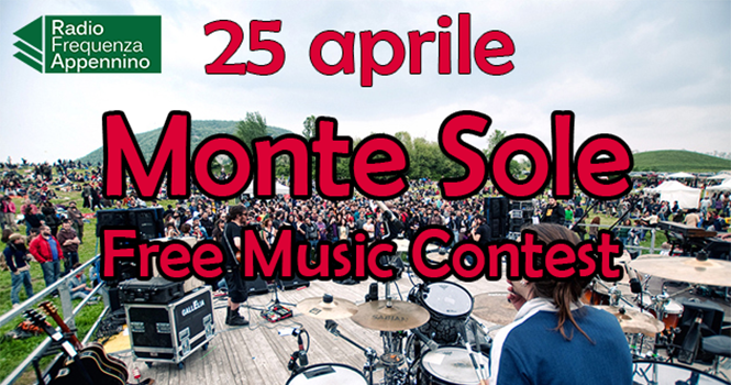 Monte Sole Free Music Contest