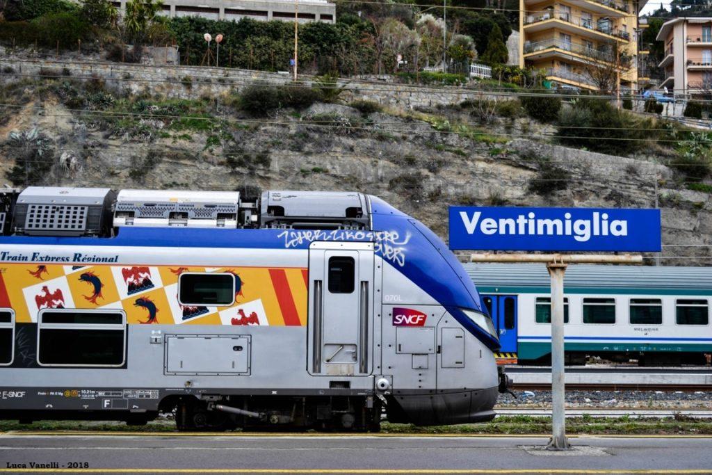 treno Ventimiglia